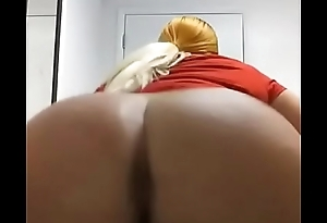 Fine ass Tranny craving my dick space fully at one's disposal work