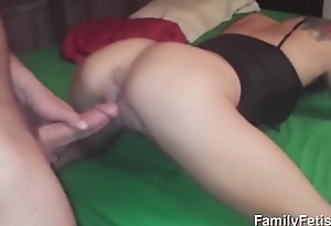 i cummed in my step mom-Free Full Videos at FamilyFetish.com