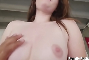 cute step sister teach me about sex-Free Full Videos at FamilyFetish.com