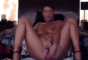Sexy MILF Natasha Sparx with long legs and A- ass