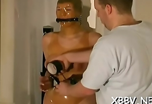 Nude mother i'_d like to fuck gets the tits tied up in amazing thraldom sex scenes