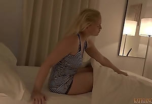 Peeping YOUR sleeping SISTER make you fucking hard! Feel her tight, juicy pussy!!! But don'_t wake her up!
