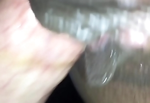 Loose Dirty Black Pussy Takes RAW Cock
