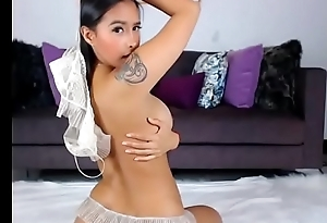 Modelo webcam colombiana masturbandose - video completo HD http://metastead.com/A8p5