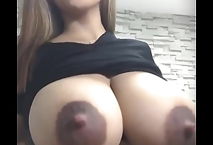 [WEBCAM] Latina Girl Perfect Boobs !!! - FULL VIDEO http://zipansion.com/435FW