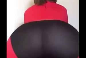 Mrs. Incredible Shakes Her Fat Ass