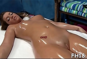 Cute receives a hard fuck by her rubber
