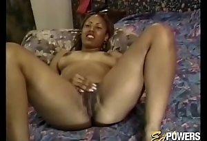 EDPOWERS - Ebony debutante Natalie Bradshaw pounded by dick