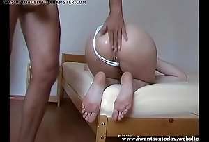 Deep anal in the naughty
