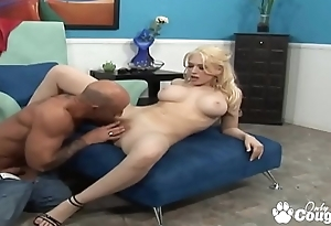 Kagney Linn Karter Gets Nailed From Behind