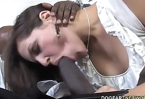 BBC Slut Bobbi Starr Wants Anal Sex With Flash Brown