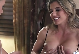 Mommy and Step Daughter essay nice trimmed pussies - Bailey Brooke and Cory Chase